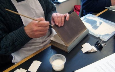 Book conservation for beginners: 2