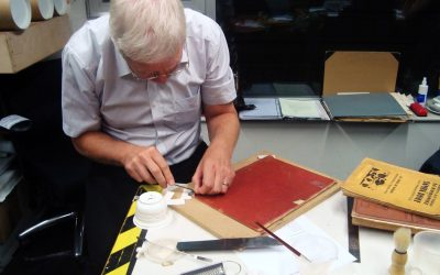 Book conservation for beginners: 1